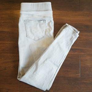 Old Navy mid rise rockstar gray legging jean 10